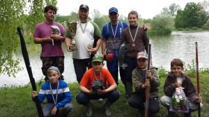 2014 Egyesületi Horgászverseny és II. Nagy István Vándorkupa